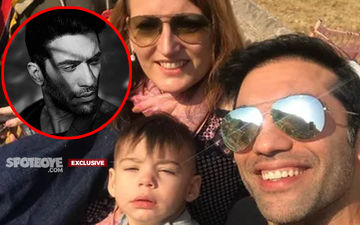 Late Kushal Punjabi's Wife Audrey Dolhen Flies Back To France With Their Son, Kian- EXCLUSIVE