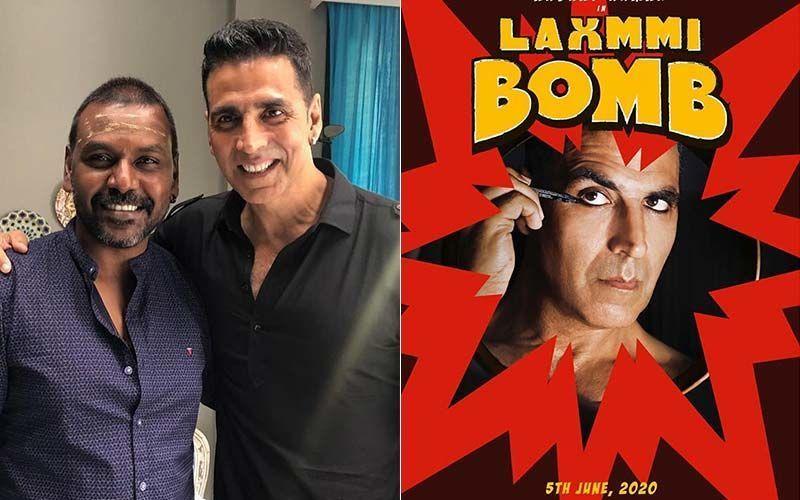एक बार फिर राघव लॉरेंस ने संभाली लक्ष्मी बॉम्ब के डायरेक्टर की कुर्सी, अक्षय कुमार को कहा- शुक्रिया