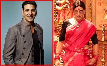 Akshay Kumar On Wearing Saree In Laxmmi Bomb: 'Yeh Apne Aap Mein Ek Experience Tha, Shoot Ke Waqt Khul Jaati Thi'