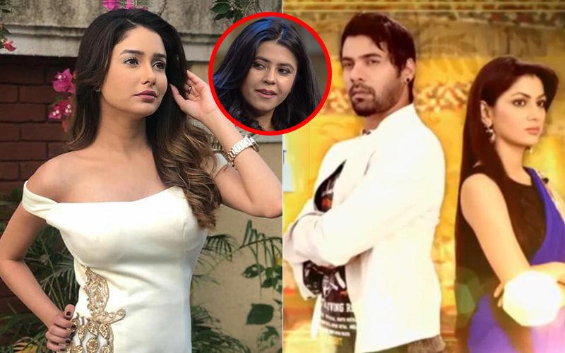 Leena Jumani Walks Out Of Ekta Kapoor's Kumkum Bhagya