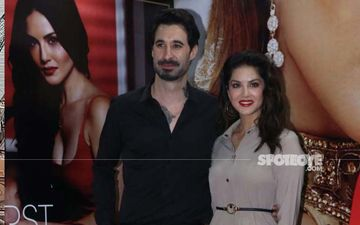 Sunny Leone And Hubby Daniel Weber Launch Their Fashion Brand In Mumbai