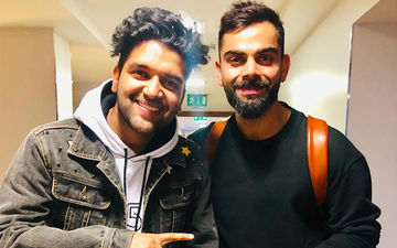 Let's Get The Title Home! Guru Randhawa Shares Priceless Pic With Skipper Virat Kohli