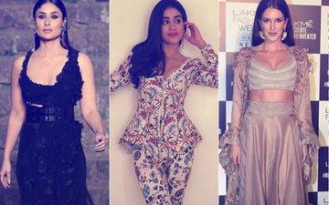 LFW 2018, Finale: Kareena Kapoor, Janhvi Kapoor & Isabelle Kaif Make Heads Turn