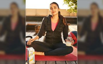 Shahid Kapoor's Wife Mira Rajput Reveals What She Does To Stay Fit
