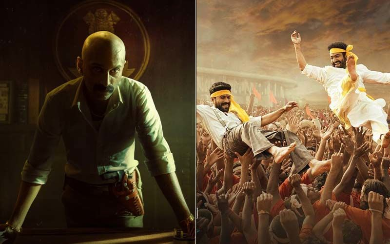 Fahadh Faasil's First Look From Pushpa To The Shoot Wrap Of RRR Here's Everything That Made Headlines