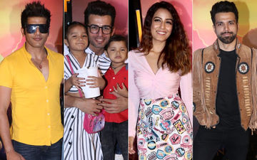 The Lion King Premiere: Zareen Khan, Rithvik Dhanjani, Karanvir Bohra, Jay Bhanushali, Srishty Rode And Aakriti Sharma In Attendance