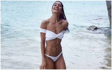 5 Times Lisa Haydon Spelt Bold To The T- View Pics Inside