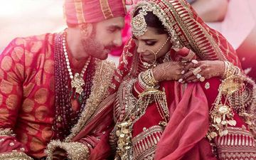 Deepika Padukone-Ranveer Singh Wedding LIVE Updates, Day 2: First Pictures Of The Bride And Groom  Are Finally Out!