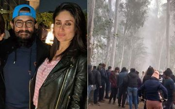 Laal Singh Chaddha On Location Pictures: Kareena Kapoor Khan-Aamir Khan Shoot In Picturesque Location In Amritsar