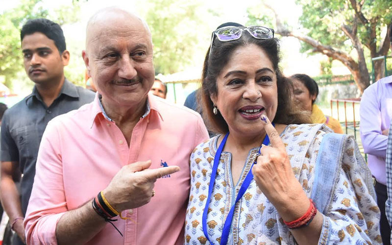 Lok Sabha Election Results 2019: Actress Kirron Kher Likely To Win In Chandigarh