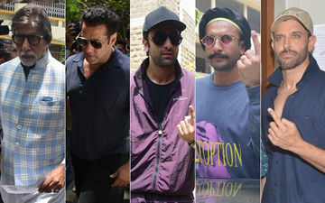 Lok Sabha Elections 2019, VIDEO ALBUM: Amitabh Bachchan, Salman Khan, Ranbir Kapoor, Ranveer Singh, Hrithik Roshan And Many Others