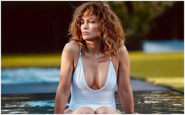 5 Times Jennifer Lopez Spelt Bold To The T- View PICS Inside