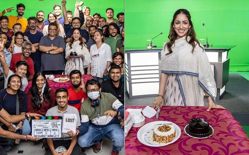 Yami Gautam Completes The Shoot Of Her Next Film Lost In Kolkata; Actress Expresses Gratitude Towards The Team