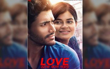 Love Aaj Kal Porshu: Official Poster Starring Arjun Chakrabarty, Madhumita Sarkar Released
