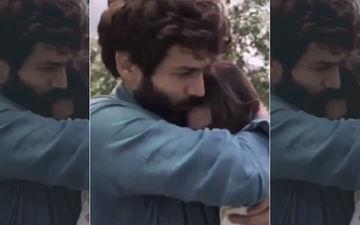 Love Aaj Kal: Video Of Kartik Aaryan Hugging And Kissing Sara Ali Khan On Forehead Is Next Level PDA - WATCH