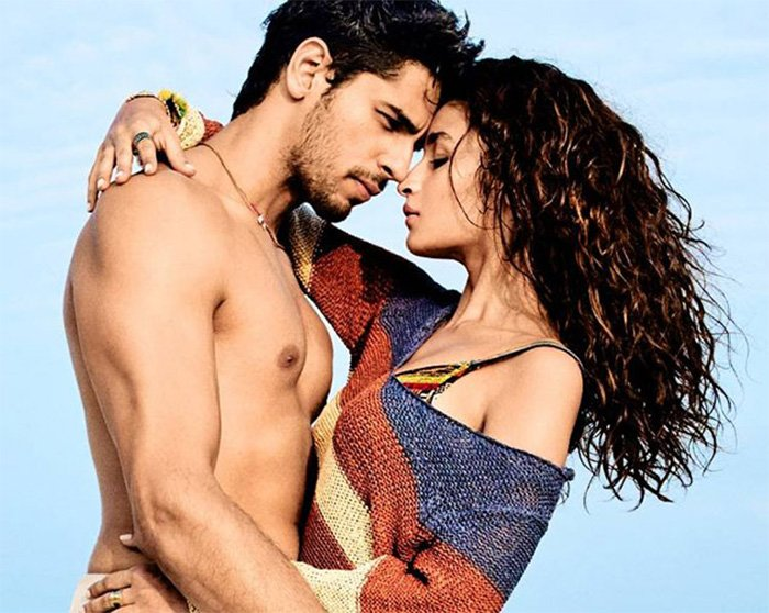 love birds alia bhatt and sidharth malhotra