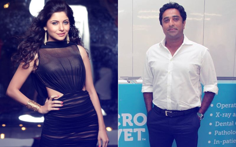Love Blossoms. Kanika Kapoor Holidays With Aditya Kilachand In France