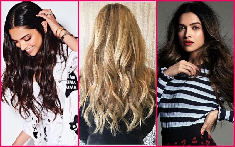 Love Deepika Padukone's Messy Waves Hairdo? Here's An Easy Way To Get The Look!