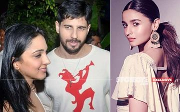 Lovebirds Sidharth Malhotra-Kiara Advani To Become Face Of An Ice Cream Brand Earlier Endorsed By Alia Bhatt- EXCLUSIVE