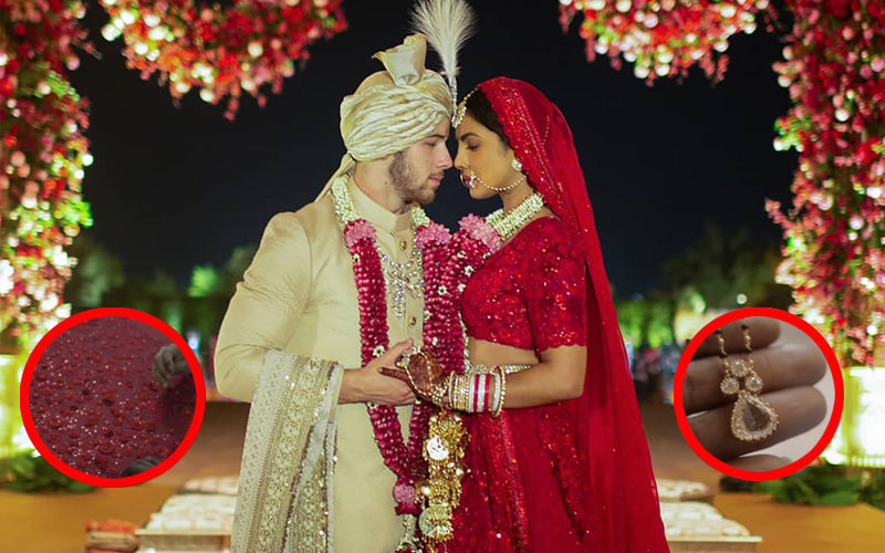 Loved Priyanka Chopra's Wedding Lehenga? Here's What Went Into Its Making – WATCH VIDEO