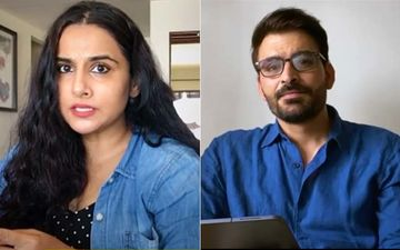 Move Over Coronavirus, Vidya Balan And Manav Kaul's  Latest Video Introduces The Highly Contagious 'AFWAH Virus', 'It's Rampant In India' - WATCH