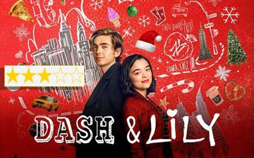 Dash & Lily Review: This Christmas Teenage Love Drama Sets The Holiday Mood Right; Nick Jonas' Cameo Is Likeable
