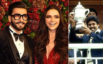 Ranveer Singh, Deepika Padukone And Team '83 Celebrate 37 Years Of Kapil Dev Led Team India Bringing The Cricket World Cup Home
