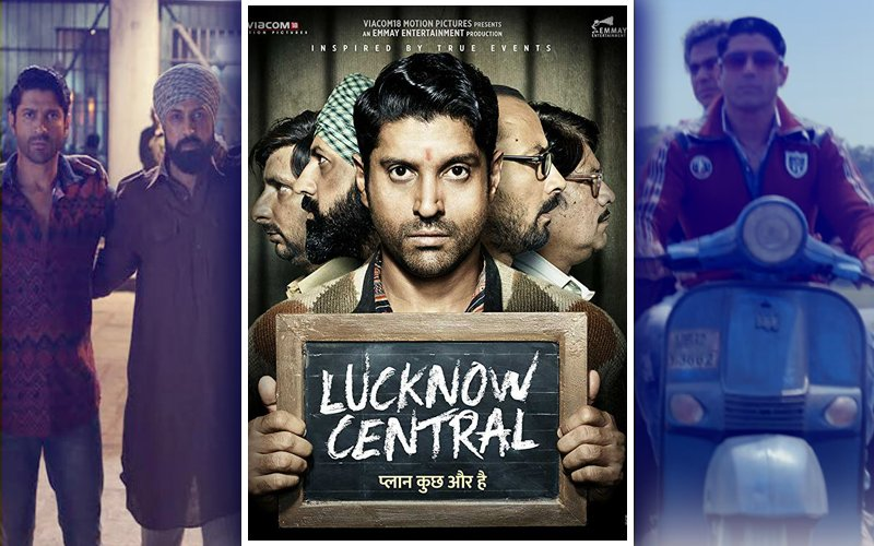 Movie Review: Lucknow Central, Much Hullabaloo Over A Band Which Strikes All The Wrong Notes