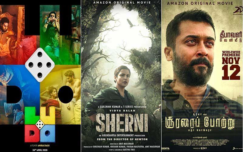 Indian Film Festival Of Melbourne 2021 Nomination List Unveiled; Ludo, Sherni, Soorarai Pottru And God On The Balcony Bag Spots