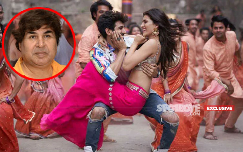 "Luka Chuppi's Poster Lagwa Do Song Blasted Again: Filmmaker Dhanoa Says, ""I Hate It!"""
