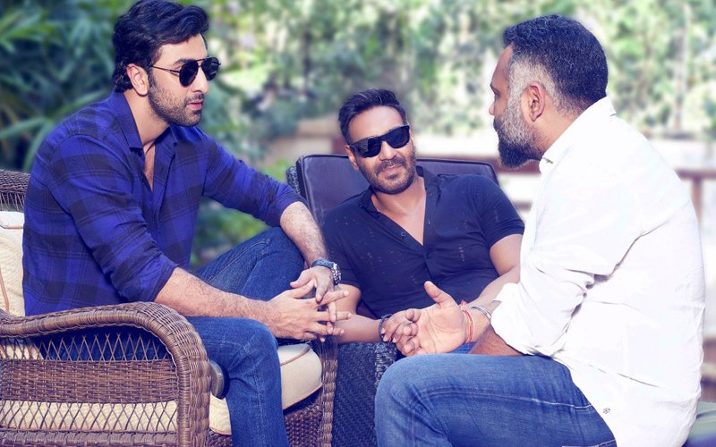 Ranbir Kapoor & Ajay Devgn Collaborate For Luv Ranjan's Next