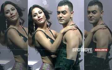 """Luv Tyagi: """"If Hina Khan Wants To Call Me Up, She Can. Or God forbid If She's In Trouble, I'll Be There"""""""