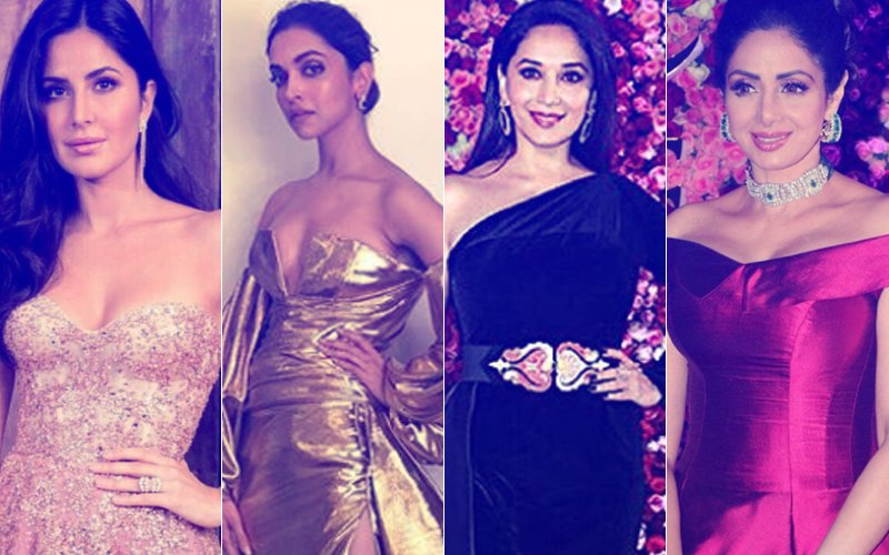 Lux Golden Rose Awards 2017 Winners List: Katrina Kaif, Deepika Padukone, Madhuri Dixit & Sridevi Honoured