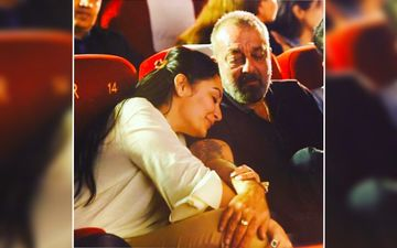 Sanjay Dutt's Wife Maanayata Dutt Says They Will Put Up A Brave Fight Against The 'Bad Days' To 'Earn The Best Days'