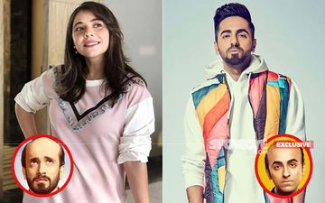 Maanvi Gagroo: 'My Co-Star In Shubh Mangal Zyada Saavdhan Ayushmann Khurrana and I Decided Not To Talk About The Bala-Ujda Chaman Clash'- EXCLUSIVE