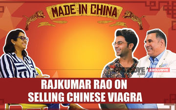 EXCLUSIVE Interview: Rajkummar Rao And Boman Irani Talk About Made In China Amidst 'Make In India' Mantra