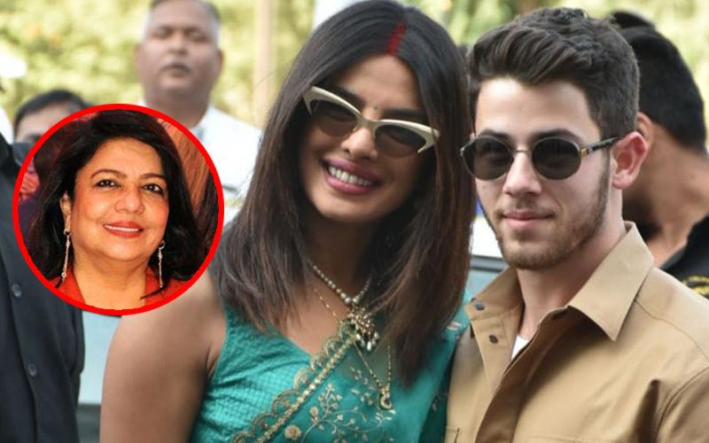 Madhu Chopra Slams A Twitterati Who Questioned Priyanka Chopra's Sindoor