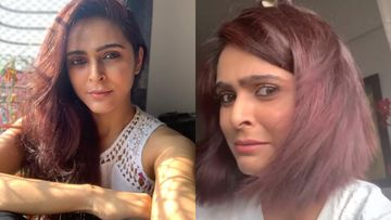Coronavirus Lockdown: Bigg Boss 13's Madhurima Tuli Gets Rid Of Her Long Tresses, Flaunts Her New Bob Cut By Mom – VIDEO