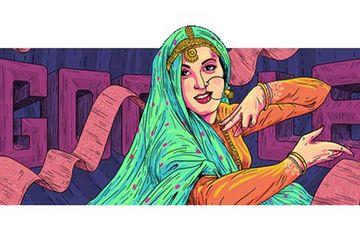 Madhubala's 86TH Birth Anniversary: Google Dedicates A Doodle To Bollywood's Anarkali