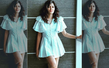 Madhumita Sarkar Oozes Hotness In This Chic Style White Dress, Shares Pic On Instagram
