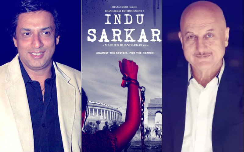 Madhur Bhandarkar's Indu Sarkar Trailer Launch: Anupam Kher Reveals He Passed Anurag Kashyap's Black Friday Without A Single Cut