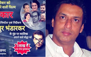 Do You Want To Win Rs 1 Lakh? Blacken Madhur Bhandarkar's Face!