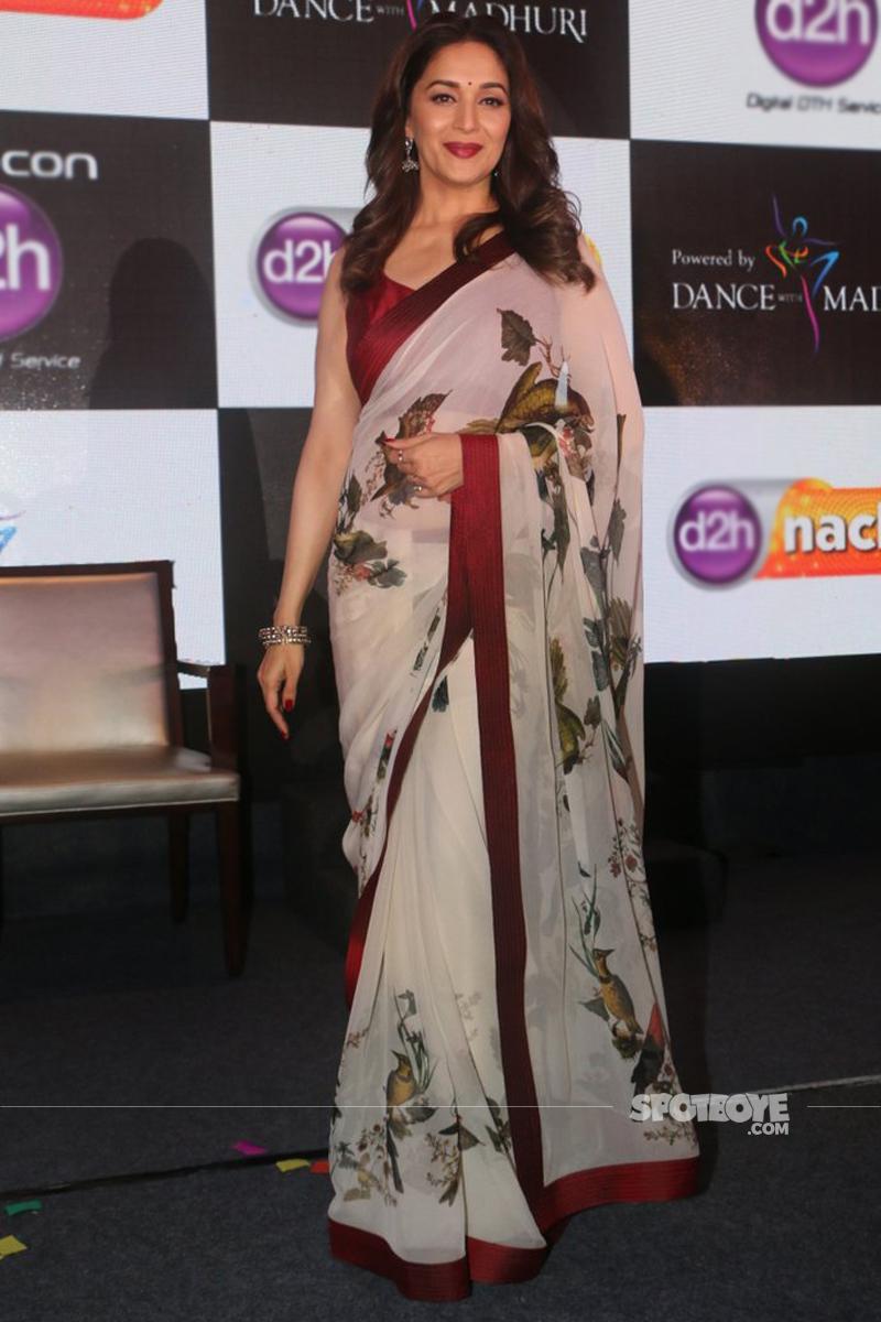 madhuri dixit dance with madhuri show launch