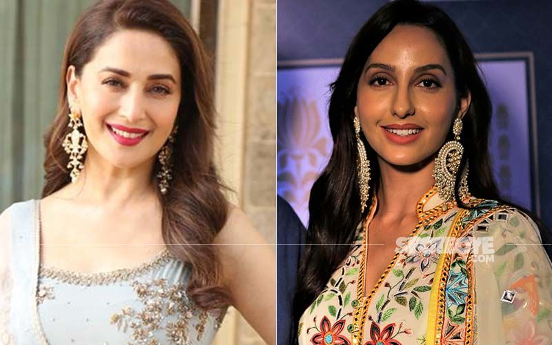 Madhuri Dixit Nene Showers Praise On Nora Fatehi; Latter Shares A New Vlog And It's Unmissable