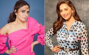 Did You Know Madhuri Dixit Was The Reason Why Amruta Khanvilkar Became An Actress?- EXCLUSIVE