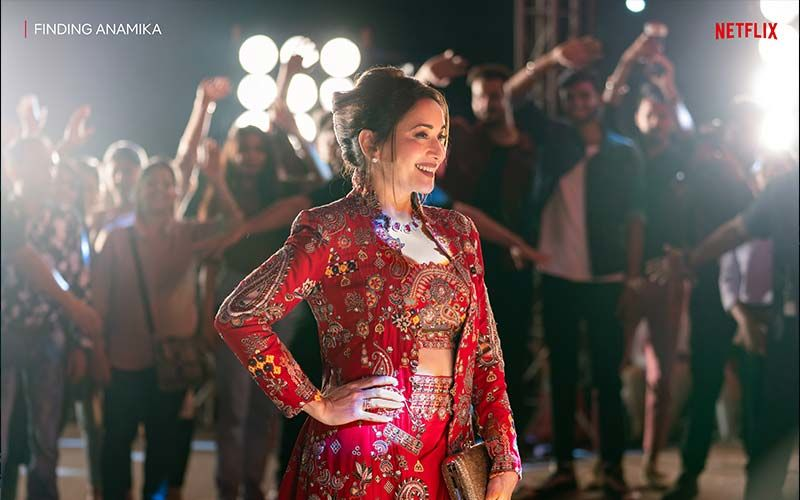 Finding Anamika First Look OUT: Madhuri Dixit Looks Enchanting And Breathtaking In The First Glimpse From The Series