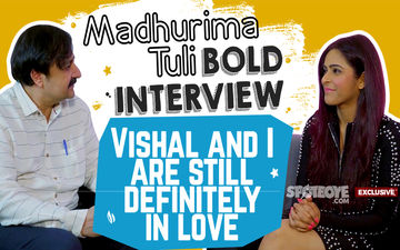 Bigg Boss 13's Madhurima Tuli INTERVIEW : 'Vishal Aditya Singh And I Are Still In Love'