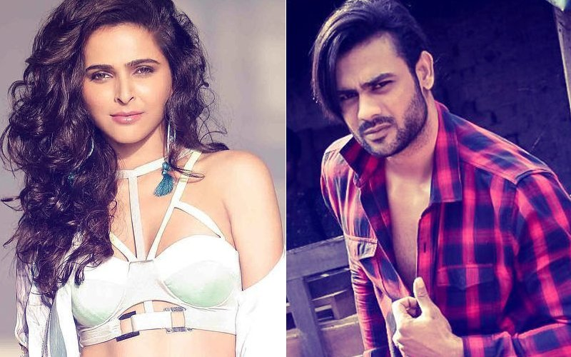 Madhurima Tuli & Vishal Aditya Singh Are In Love...