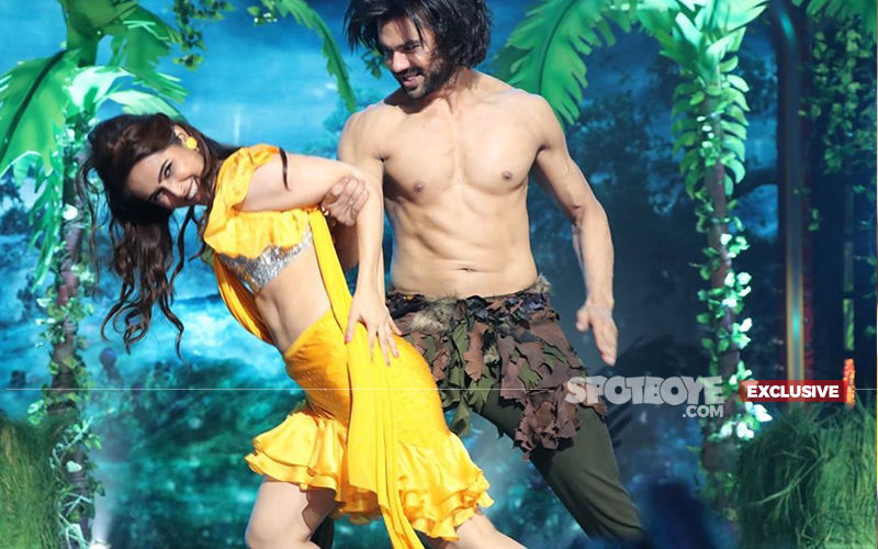 Nach Baliye 9: Ex-Lovers Madhurima Tuli And Vishal Aditya Singh's Friendship Getting Stronger By The Day, Is Love In The Air?- EXCLUSIVE