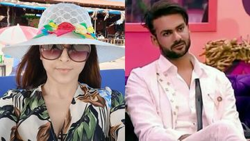 Bigg Boss 13: After Hitting Ex-Vishal Aditya Singh With A Pan, Madhurima Tuli Flirts With The Waves On An Exotic Vacay